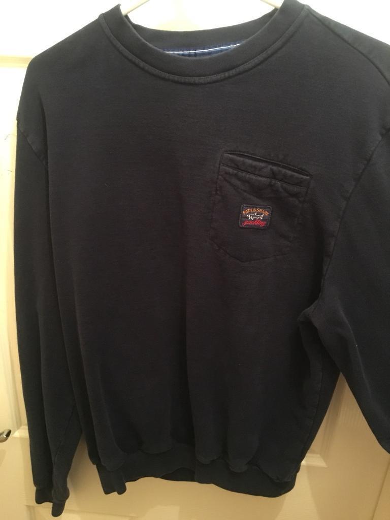 Men's paul & shark jumper for sale like new