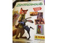 Zootropolis Stickers for swapping (Disney Panini)