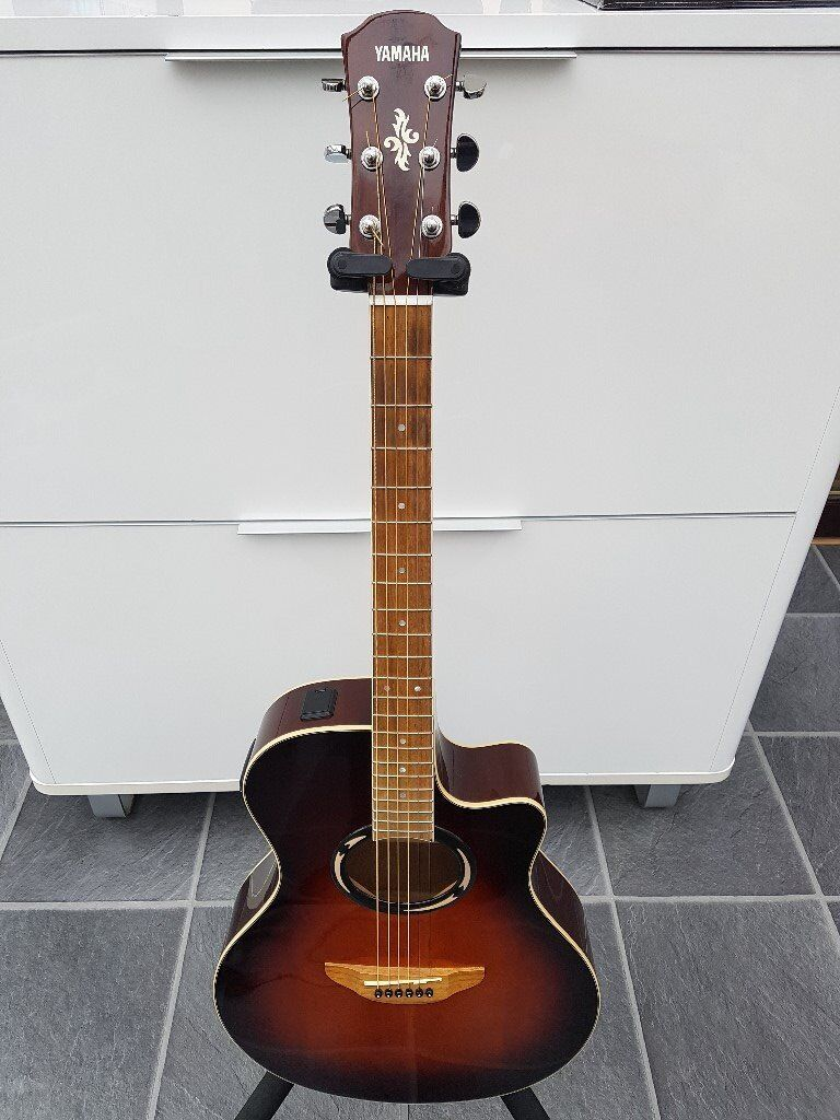 yamaha apx 500 electro acoustic guitar in edinburgh. Black Bedroom Furniture Sets. Home Design Ideas