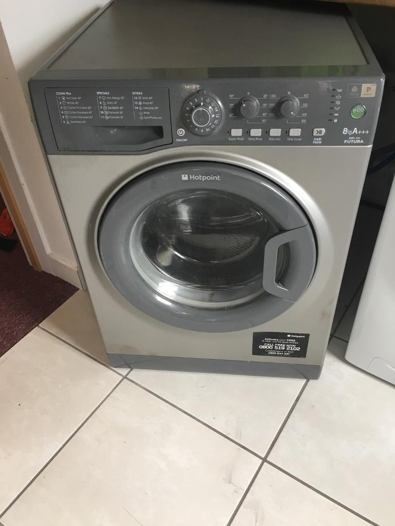 Hotpoint Futura washing Machine (Spares and Repairs only)