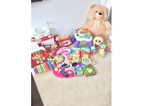 Toys bundle or can be sold individually