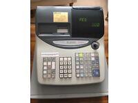 CASIO ELECTRONIC CASH REGISTER TE-2000