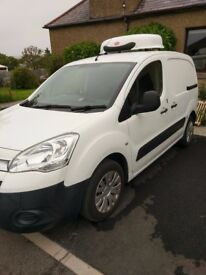 Citroen Berlingo 850 LX 1.6 HDi Refrigerated Van