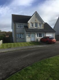 5 Bedroom House for sale in sought after Wester Inshes area in quiet culdesac