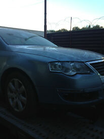 Passat b6 2005-2010 2.0 tdi breaking for spares