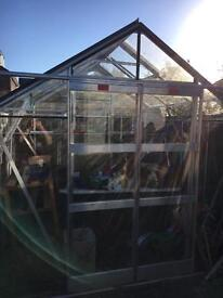 Greenhouse for sale. Buyer to dismantle.