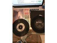 """Guns n' roses - 7"""" vinyl(3 in total)"""