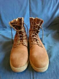 Mens Suede Panama Jack Boots