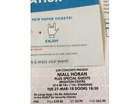 Niall Horan concert tickets brighton