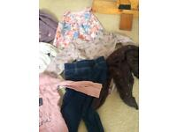 12-18 months girl clothes bundle