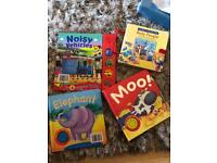 Early learning interactive books