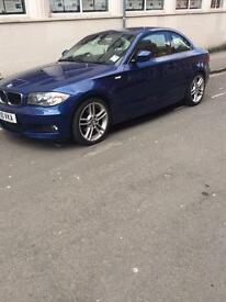 BMW 1 series 120d coupe