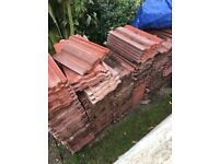 Used roof tiles in good conditions
