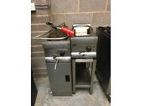 Lincat Deep Fat Fryer (Three phase 415V)