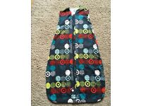 0-6 month grobag sleeping bags - good condition