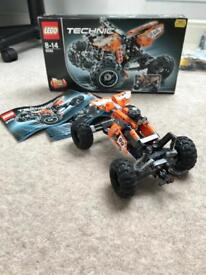 Lego technic 2 in 1 quad bike/ATV