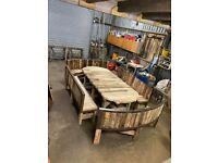 Garden furniture, very strong/well made table and chairs set