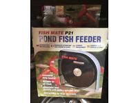 Pond feeder