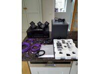 Marantz SR4400 AV amp & Boston Acoustics soundware XS SE speaker set