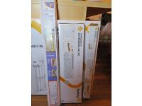 Baby gate extensions x 3