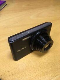 Sony Cybershot W830e 20MP 8x Zoom Compact Digital Camera.