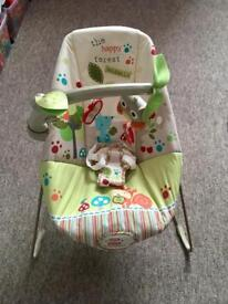 Fisher-Price Woodsy Bouncer