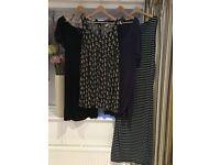 Four Maternity Dresses Size 20