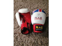 16oz M.A.R International Boxing Gloves