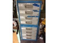 Workshop storage draws