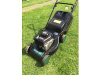 Qualcast Petrol Lawnmower Very Good Condition