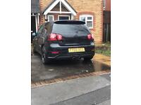 Vw golf r32 £4000 if sold today !