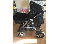2 in 1 pram/pushchair baby collection merc s6 £60 ono