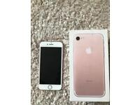 New condition iPhone 7 32gb unlocked