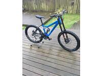 Kona Mountain bike (Full Suspension)