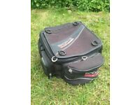 Oxford Tank Bag with Rucksack Straps and Waterproof Cover