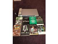 Celtic DVD's and Sony DVD player