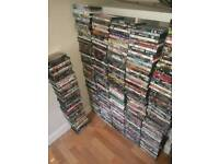 450 + dvds