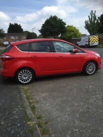Ford C-Max - 64 reg, very good condition