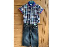 TED BAKER BABY BOY OUTFITS