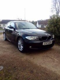 BMW 1 Series M-Sport