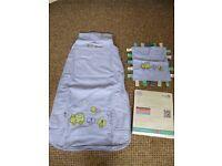 Baby Summer Sleeping Bag, new,