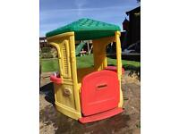 SOLD - Little Tikes Cosy Cottage