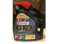 Castrol GTD Magnatec 10W-40, 4.5 litres, motor oil