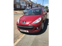 GREAT LITTLE PEUGEOT 207 verve for sale. Great first time car.