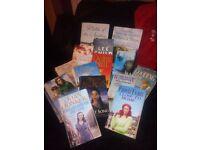 Mix lot of 16 books