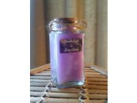 Lavender handmade scented candle by Heaven Senses 10 oz