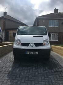 Renault Trafic Van Private seller