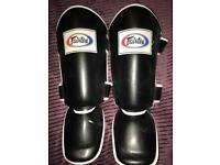 Fairtex - Shin Guards Boxing/Muay Thai/MMA