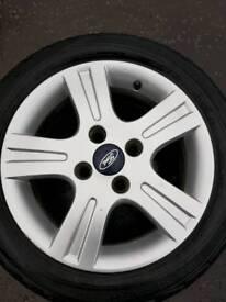 Firsta zetec mk6 alloy wheels