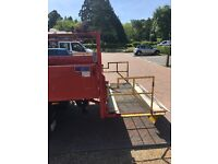Ford transit red tail lift body £395